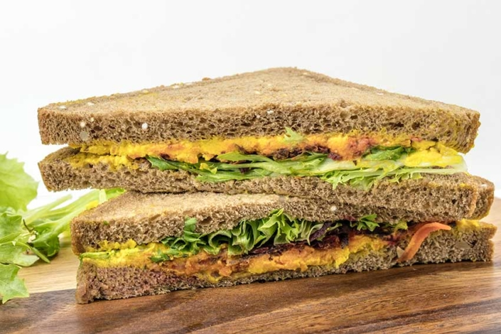 Vegan sandwich suppliers