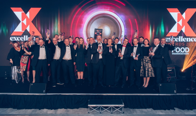 Food Manufacture Magazine Awards 2020 winners