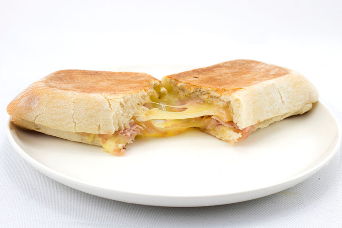 Panini Suppliers Ham & Cheese Panini