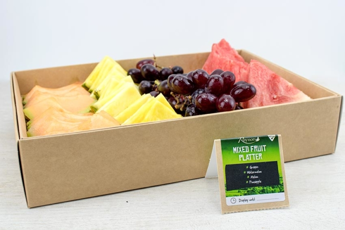 Sandwich platter delivery mixed fruit platter